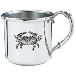 Salisbury Easton Baby Cup with Crab