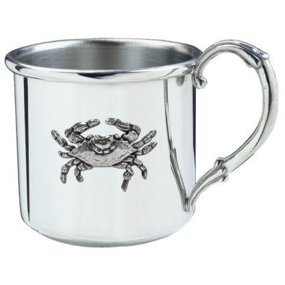 Salisbury Easton Baby Cup with Crab