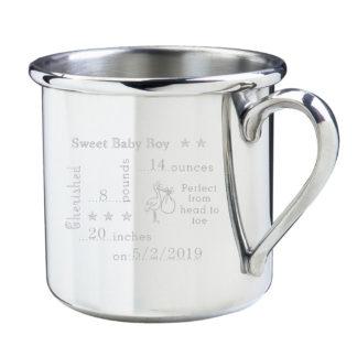 Salisbury Birth Record Cup Boy