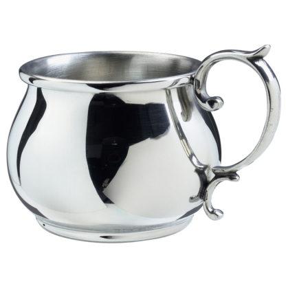 Salisbury Bulged Scroll Handle Baby Cup