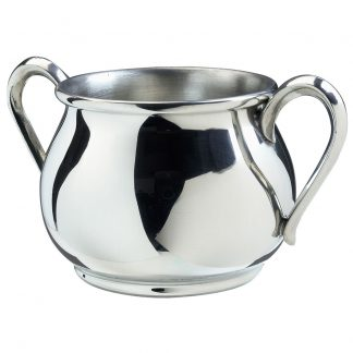 Salisbury Bulged Double Handle Baby Cup