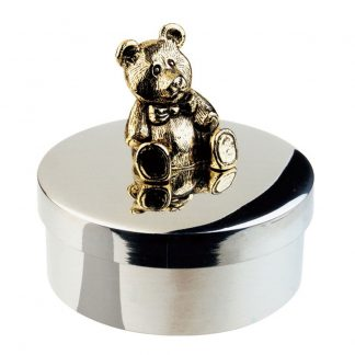 Salisbury Teddy Bear Keepsake Box