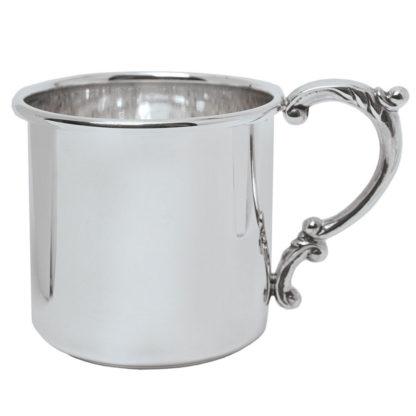 Salisbury Scroll Handle Baby Cup