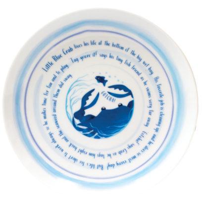 Salisbury Crab Plate