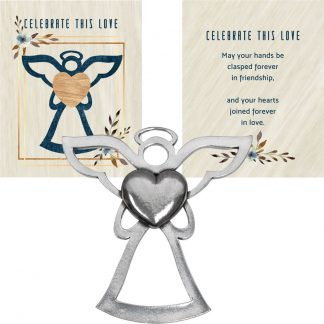 Salisbury Celebrate This Love Ornament and Prayer