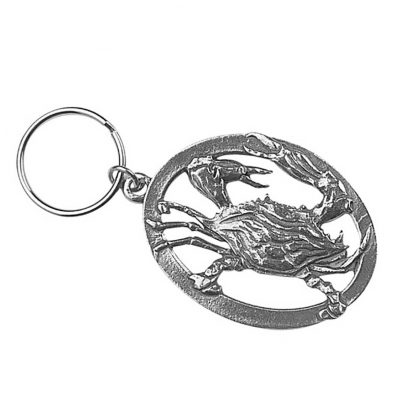 Crab Key Ring