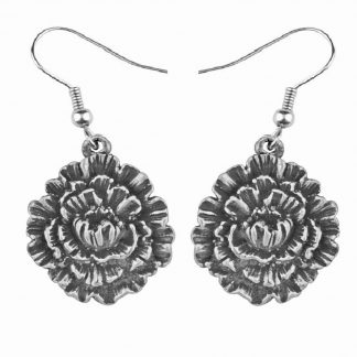 Salisbury January Flower of the Month Earrings