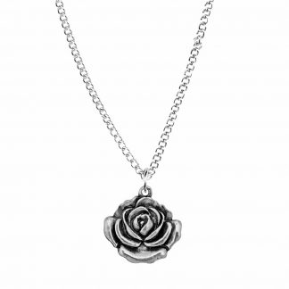 June flower of the month necklace