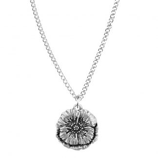 August flower of the month necklace