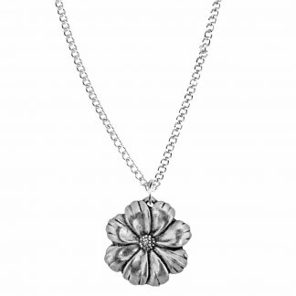 October flower of the month necklace