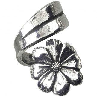 Salisbury October Flower of the Month Ring