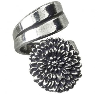 Salisbury November Flower of the Month Ring