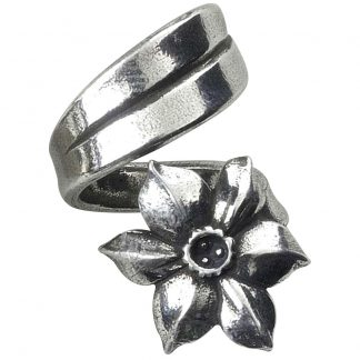 Salisbury December Flower of the Month Ring