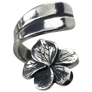 Salisbury February Flower of the Month Ring