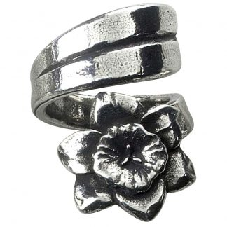 Salisbury March Flower of the Month Ring