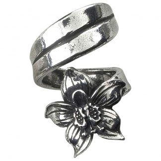 Salisbury July Flower of the Month Ring