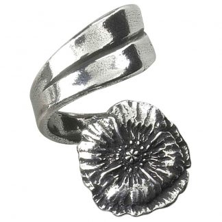 Salisbury August Flower of the Month Ring
