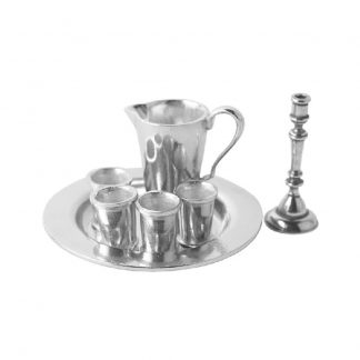 Miniature julep cup set