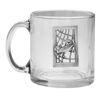 Salisbury Crab Net Coffee Mug