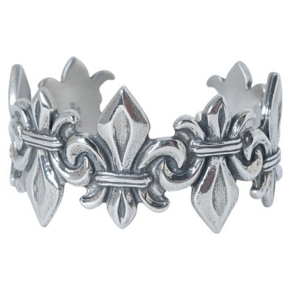 Salisbury Fleur de Lis Bracelet