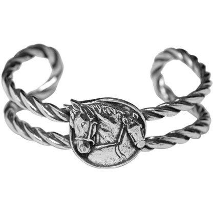 Salisbury Rope Horse Bracelet