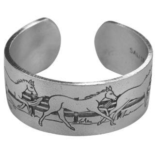 Salisbury Running Horse Bracelet