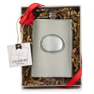 Rope Edge Flask