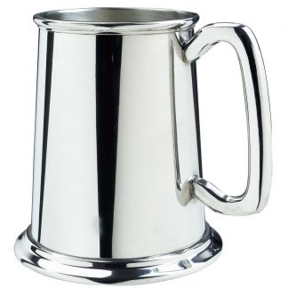 Glass Bottom Tankard