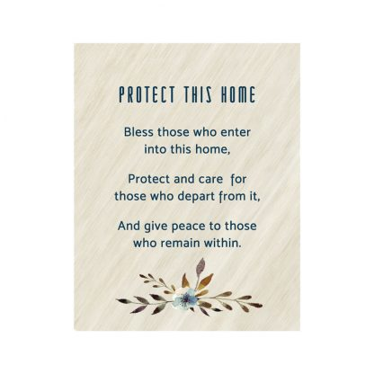 Salisbury Protect This Home Prayer