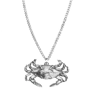 Donna Crab Necklace