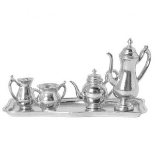 Miniature Coffee and Tea Set