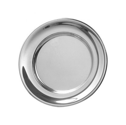 """Pewter Plate 6 1/2"""""""