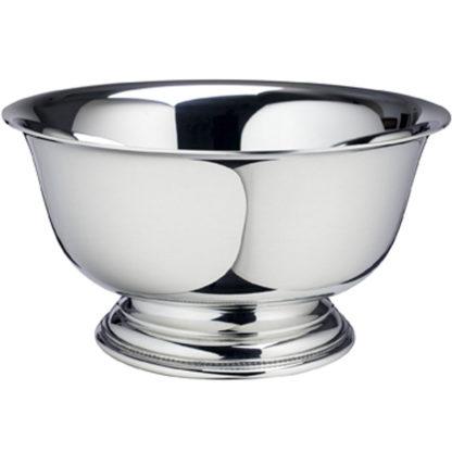 Salisbury Pewter Revere Bowl 9