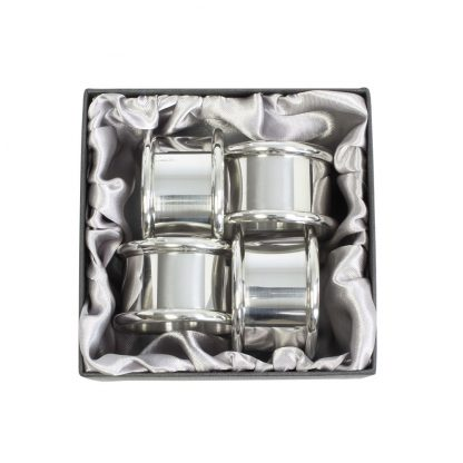 Salisbury Napkin Ring Set
