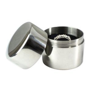 Salisbury Pewter Ring Box