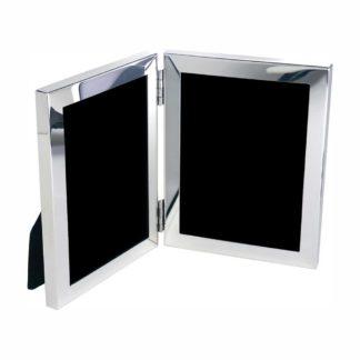 Salisbury Double Silver Frame