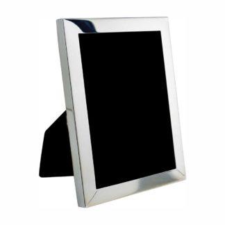 """Salisbury Frame 3 1/4"""" x 4 1/4"""" Silver"""