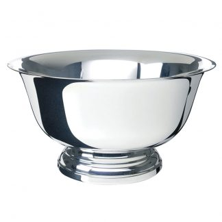 "Salisbury Silver Revere Bowl, 8"""