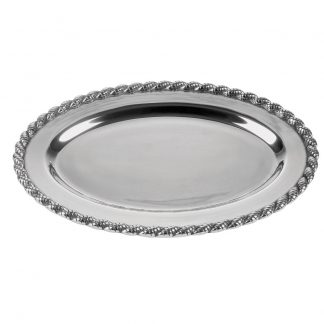 Salisbury Masthead Oval Serving Tray