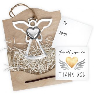 Angel of Appreciation Nurse Ornament