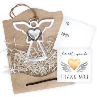 Angel of Appreciation Nurse Ornament