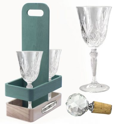 Wine Lovers Gift Set for Two