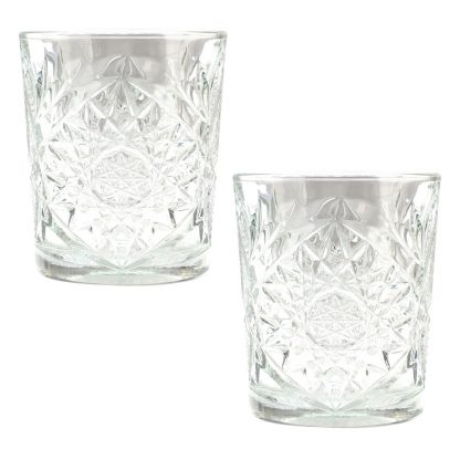 Bourbon Glass Set of 2